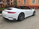 Rent-a-car Porsche 911 Carrera 4S Cabrio with its delivery to Vienna International Airport, photo 11