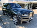 Rent-a-car Rolls-Royce Cullinan Black with its delivery to Vienna International Airport, photo 1