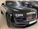 Rent-a-car Rolls-Royce Wraith in Vienna, photo 1
